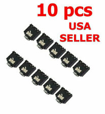 3.5mm Female Stereo Audio Socket Headphone 5 Pin PCB Mount jack connector 10pcs