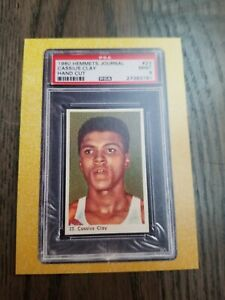 Muhammad Ali Cassius Clay 2021 National Heritage Auction PROMO READ 1960 Hemmets