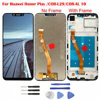 For Huawei Honor Play LCD Display Touch Screen Digitizer Assembly Frame Tools DL