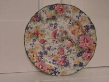 "Vintage Midwinter Burslem Chintz Brama 6"" Plate"