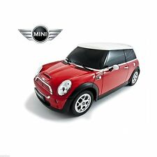 New Licensed Mini Cooper ERS  Radio Remote Control Car 1:14 Red Color by Rastar