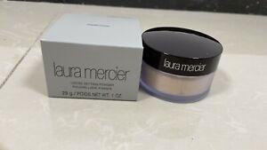 NEW Laura Mercier Loose Setting Translucent Face Make Up Powder 29g 1oz 01 SHADE