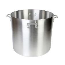 Thunder Group 200 quart Aluminum stock pot, comes in each
