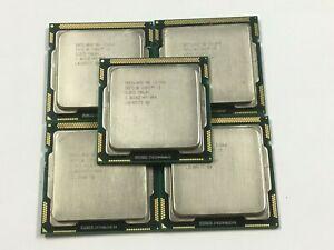1 Lot of (5) Intel Core i3 - 540 / SLBTD  3.06GHz 4MB Dual-Core CPU LGA1156