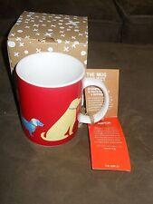 WEST ELM & ASPCA COFFEE MUG CUP DOGS ORIGINAL BOX & TAGS