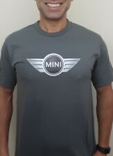 Mini Inspired T shirt Personalised Logo Clubman Cooper S GT Modern  Classic