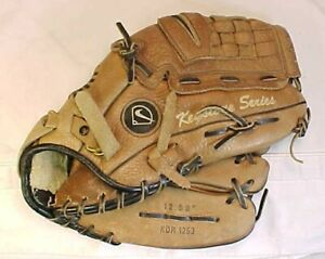 "Nike KDR 1253 Keystone Series 12.5"" Leather Baseball Glove RHT Diamond Ready"