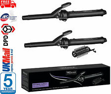 TRESemme 2805bu Perfectly Undone 200c Ceramic Hair Styler Curling Tong Wand