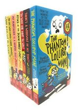 Pamela Butchart 7 Books Collection Baby Aliens got my teacher,Attack of the Demo