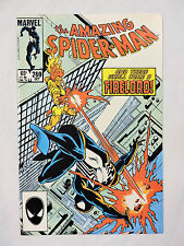 THE AMAZING SPIDER-MAN #269 Marvel Comic Book (NM-/VF+) Firelord
