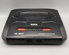 Sega Mega Drive II Spielekonsole in Schwarz | PAL | NUR KONSOLE -GETESTET-