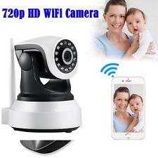 Wireless IP Camera Pan Tilt 720P Security Network CCTV Night Vision WIFI Webcam
