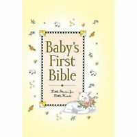Baby's First Bible by Carlson, Melody , Hardcover
