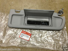 Genuine OEM Honda Civic Passenger's Side Clear Gray NH220L Sunvisor 2006 - 2008