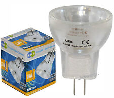 10 x MR8 Halogen Lamp Bulb 25MM 12v  20w