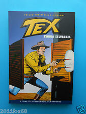 comics tex n. 30 collezione storica a colori l'orda selvaggia fumetti repubblica
