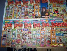 13 Dandy Comics 2002 ~ 6, 13, 20, 27/4, 4, 11,18/5, 1, 15, 22, 29/6, 13, 20/7/02