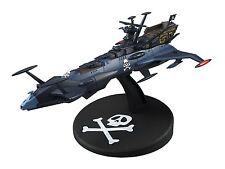 *NEW* Space Pirate Captain Harlock Arcadia Cosmo Fleet Special Mini Ship Replica