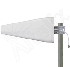 Wideband 12dBi Directional Outdoor Log Periodic Yagi Antenna 50 Ohm 2G 3G 4G LTE