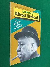 LA RIVISTA DI ALFRED HITCHCOCK n.13 , Ed Rizzoli (1979) Libro storie del brivido