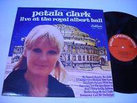 Petula Clark Live at the Royal Albert Hall 1972 Stereo LP VG++