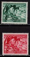 THIRD REICH 1938 mint MNH Sudetenland Annexation stamp set! CV $48.00