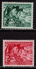 THIRD REICH 1938 mint Sudetenland Annexation stamp set!