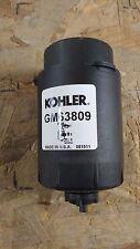 Kohler Fuel Filter GM63809 OEM John Deere 4024TF Diesel Element 20kw 30kw
