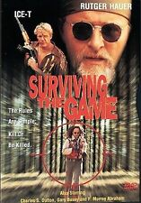 Surviving the Game (DVD, 2007)