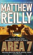 Area 7 by Matthew Reilly, Good Book