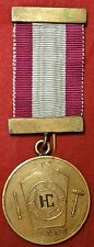 ROYAL VICTORIA CHAPTER RAM No.18 GRO Inst.1921 MEDAL w/Ribbon Horace Henry Clark
