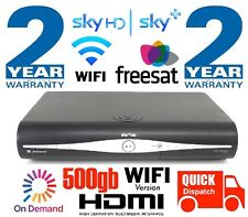 SKY+ HD BOX - ** WI-FI VERSION ** - DRX890W 500gb - 2 YEAR WARRANTY