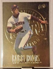 1996 FLEER ULTRA MEDALLION EDITION #290 BARRY BONDS GIANTS     WM11