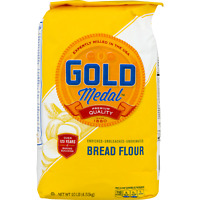 (10 lbs) Gold Medal Bread Flour Unbromated Unbleached - Great for Bread Machine