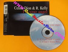 CD singolo CELINE DION E R. KELLY I'M YOUR ANGEL 1998 no mc lp vhs dvd (S11)