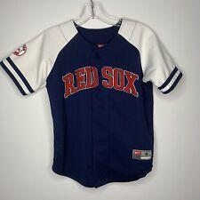 Nike Boston Red Sox jersey Manny Ramirez size Small baseball youth
