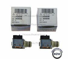 Two ACDelco GM Original 24230298 Shift solenoid kit 1500 2500 GMC 4L60E 74421K