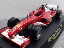 Modellini statici auto da corsa Formula 1 IXO ferrari
