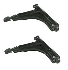 Pair Set 2 Front Driver Left Lower Control Arm Kits Mevotech For VW Rabbit Jetta