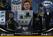 Hot Toys - Batman Returns - Batman & Bruce Wayne Collectible Set (In Stock)