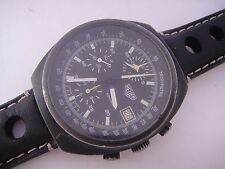 VINTAGE HEUER PVD LEMANIA 5100  CHRONOGRAPH AUTOMATIC