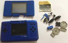 Austausch Ersatz Komplett Gehäuse für Nintendo DS / NDS Blau