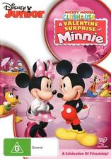 Mickey Mouse Clubhouse: A Valentine Surprise For Minnie * NEW DVD *