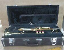 Yamaha Trumpet YTR2320 11C4-7C Mouthpiece Case **No #2 Slide** Good Overall (JBC