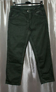 Jacky-O by Modarelli stylische Damen Hose dunkel tanne Größe W31 D38