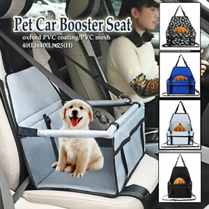 42*42*25CM Car Seat Carrier Cat Dog Pet Puppy Travel Booster Safety Bag  ^ 。