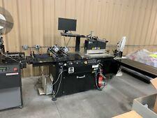 """Msc Array 4"""" Inkjet System - Base, Feeder, and Delivery. Printstation Pro 600"""