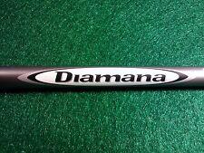 "NIKE VAPOR MITSUBISHI DIAMANA D+ 80 x5ct S FLEX DRIVER SHAFT! 44 3/8"" to TIP!"