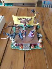 Department 56 Halloween Village -Halloween Dance