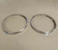 MG MGB Headlamp Retaining Rims (pair) (515218)